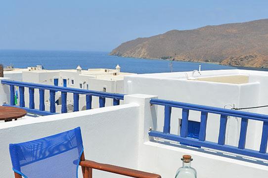 Fotini Rooms on Amorgos