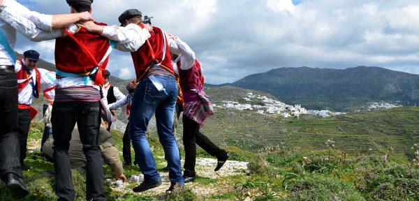 The Festival of Kapetanios Tholaria Amorgos