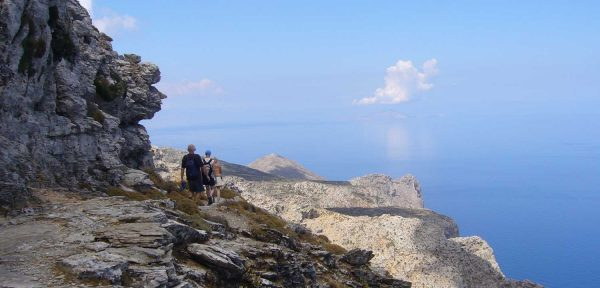 Amorgos Walking Treeking - Beautiful walks