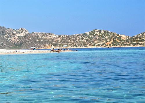 Weather Amorgos Cyclades Greece